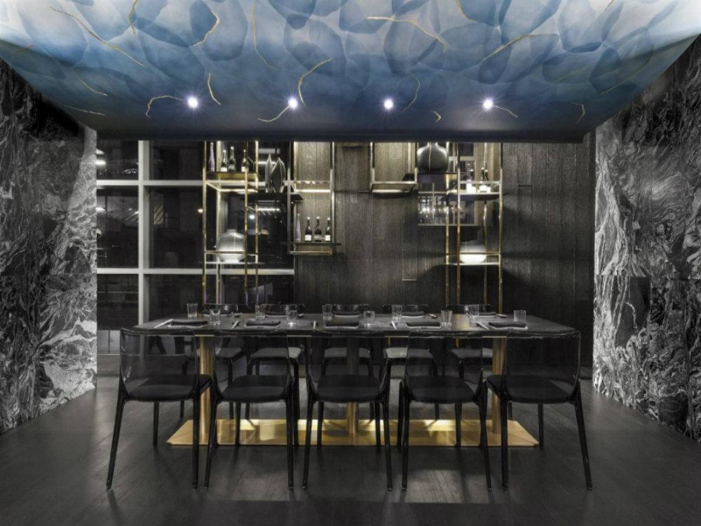World Best Restaurant Award Akira Back By Studio Munge At Toronto Restaurant Interior Design
