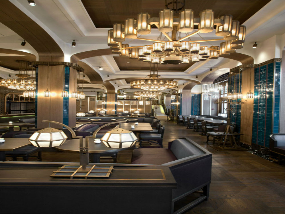 A 2019 Refreshing Taste For Your Modern Restaurant Interior Ideas Restaurant Interior Design
