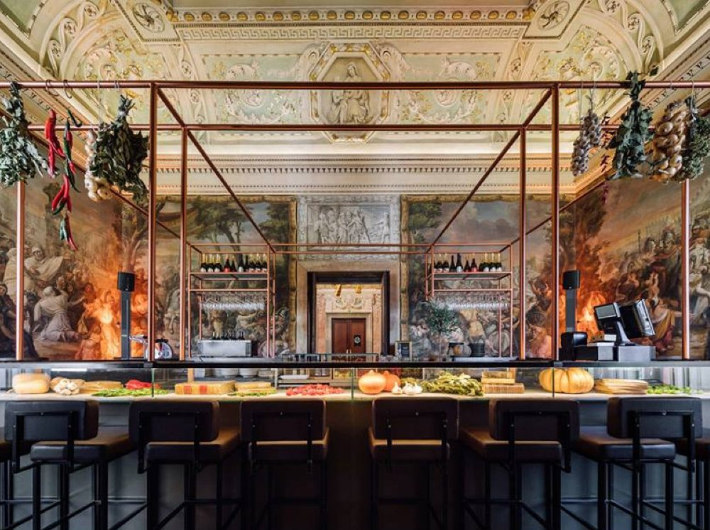 When Tradition Meets Modernity 15 Most Trendy Restaurants