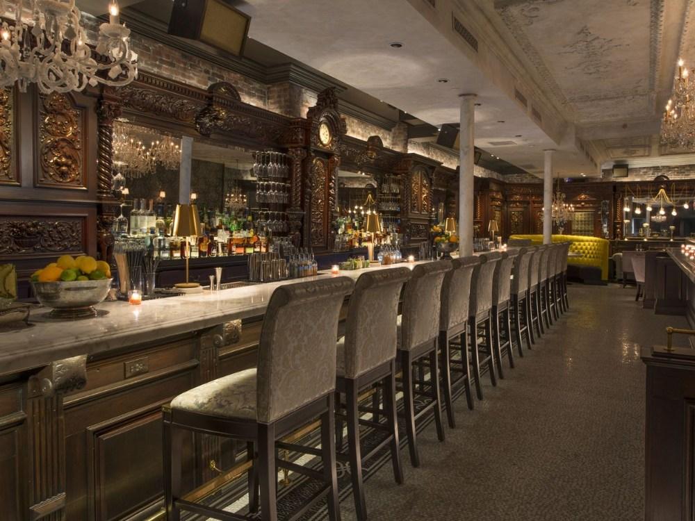 Best Modern Decor Restaurants In Boston Restaurant Interior Design