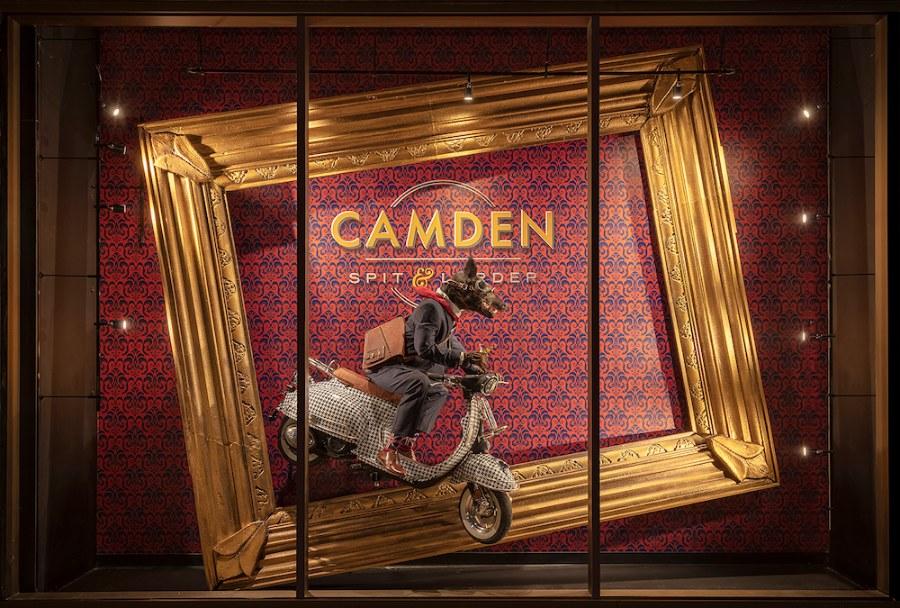 Camden Spit & Larder restaurant inspirations