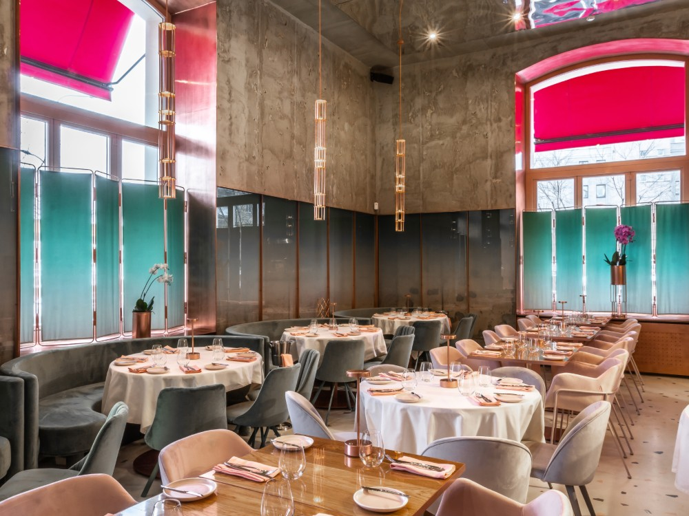 Pink Mama Modern Restaurant