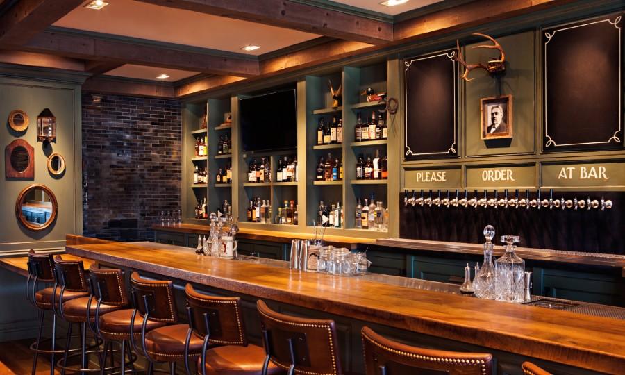 Forman's Restaurant Interior Design