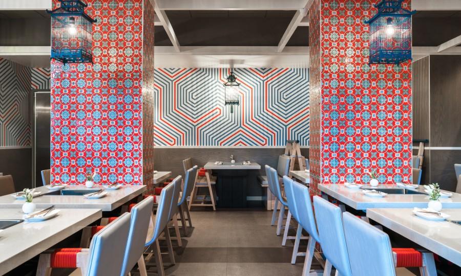 HaiDiLao Restaurant Interior Design