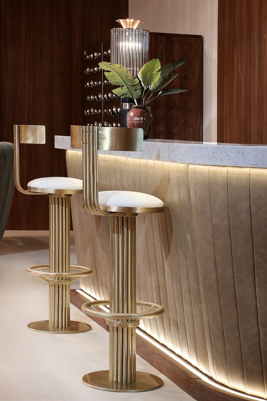 Luxury Bar Chair Ideas