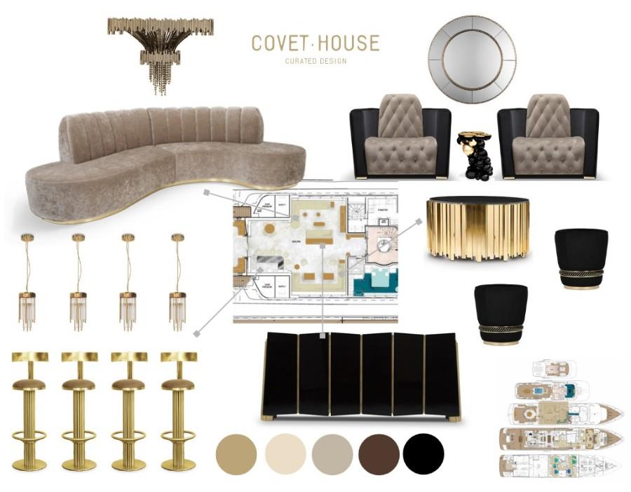 Modern Luxury Restaurant Ideas
