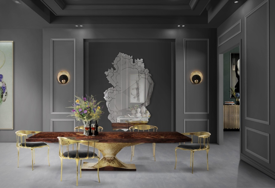 Restaurant Dining Table Inspiration