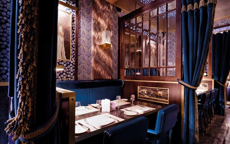 David Collins restaurant ideas (6)