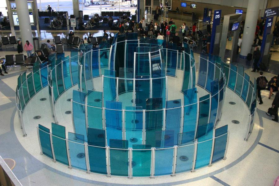Terminal D: Ultimate Airport Design in Dalas