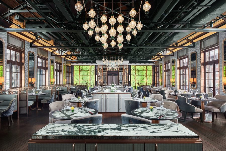 AB Concept and the Holy Trinity of Restaurant Design For Aqua Restaurant Group