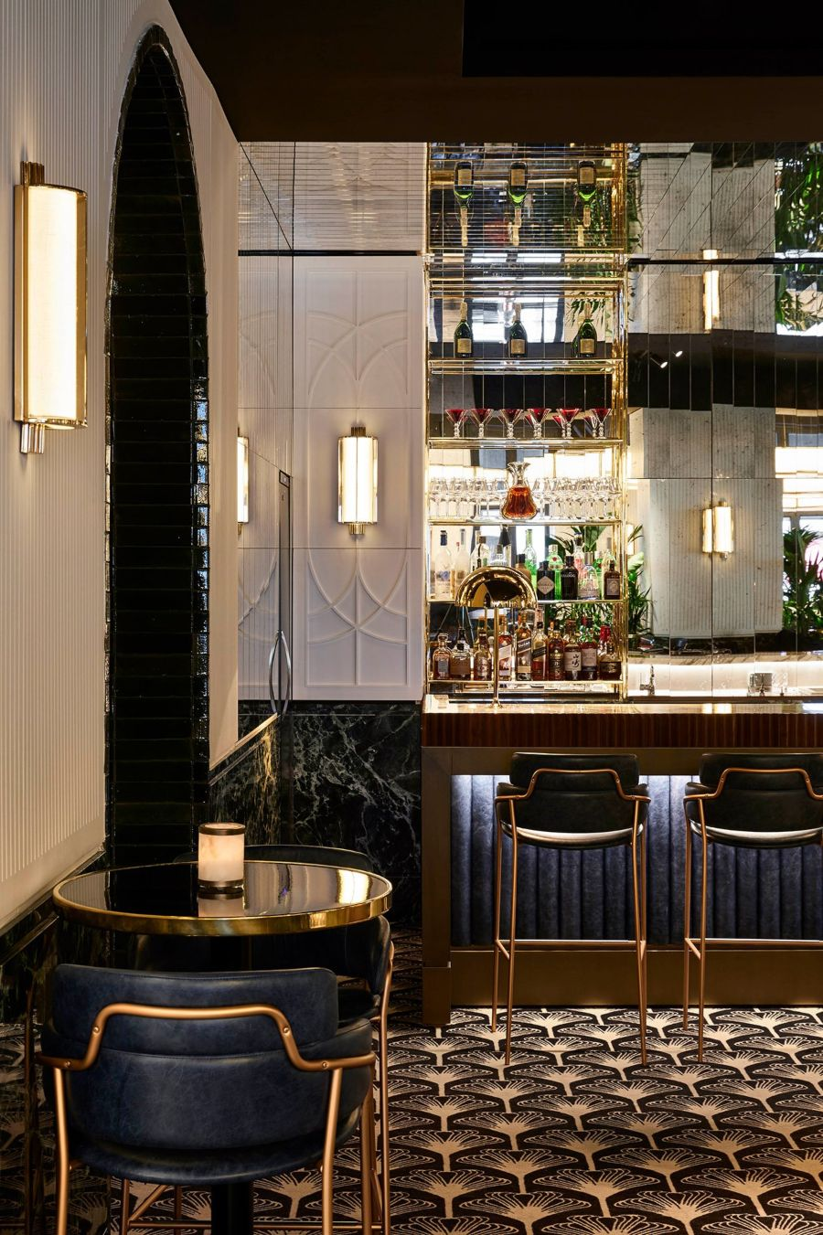 Humbert and Poyet and the Timeless Beefbar in Paris