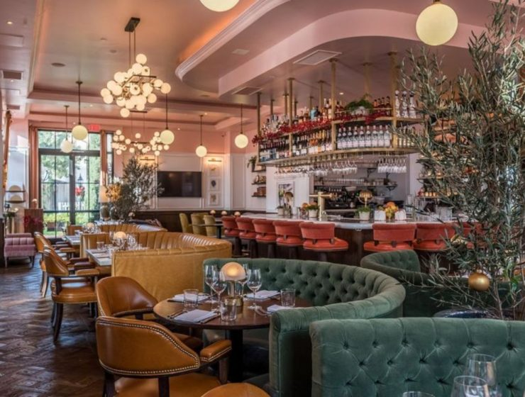 Fettle and the Amazing Draycott Brasserie in Los Angeles
