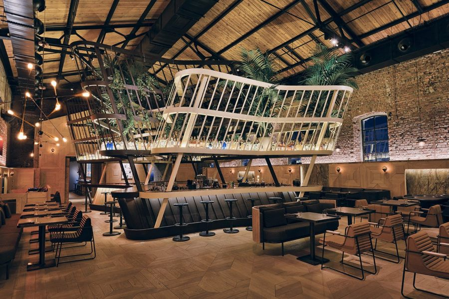 Studio Autoban and the Luxurious Restaurant Kilimanjaro