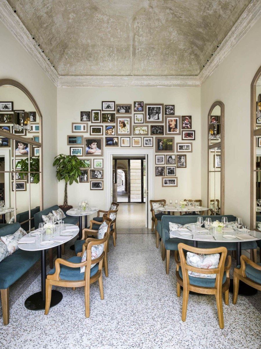 AB Concept and the Amazing Paper Moon Restaurant in Milan