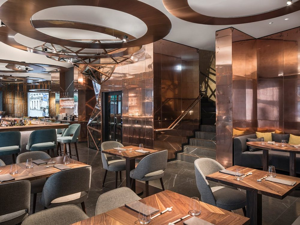Gatserelia Design: The Amazing Vienna AI Restaurant