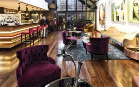 Salpoente Restaurante: The Setting-Sun on Fine Dining and Luxury Design