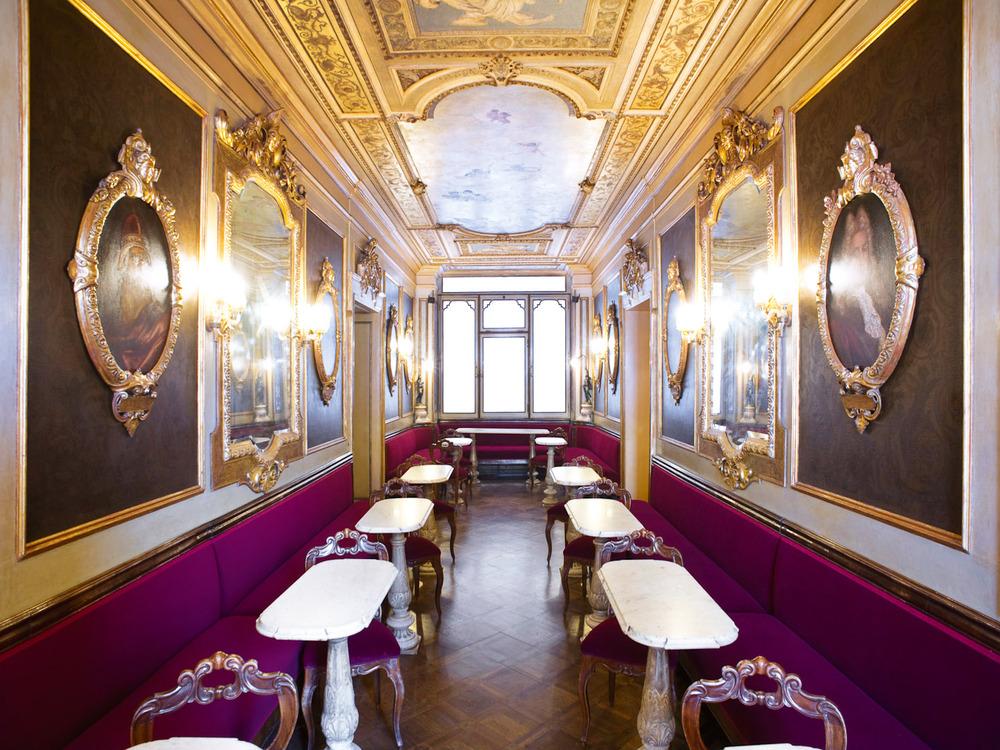 Caffè Florian - A Lengendary Place to Admire