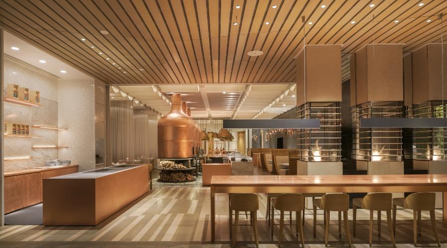 Restaurant interior design styles