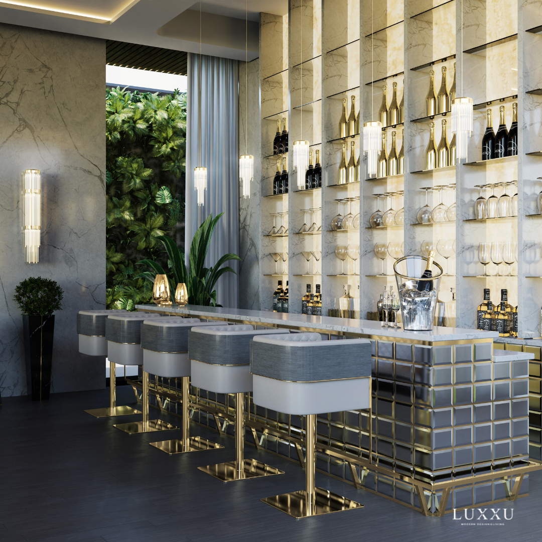 Restaurant interior designers by In Situ & Partners that will make you reserve a table