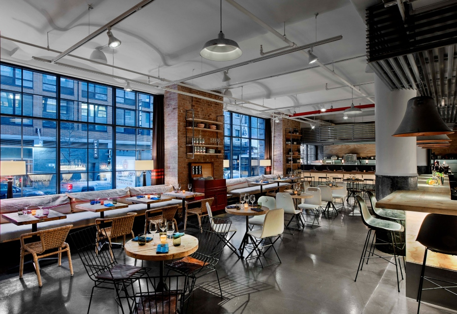 The Best Restaurant Projects by MARKZEFF Everyone's Talking About