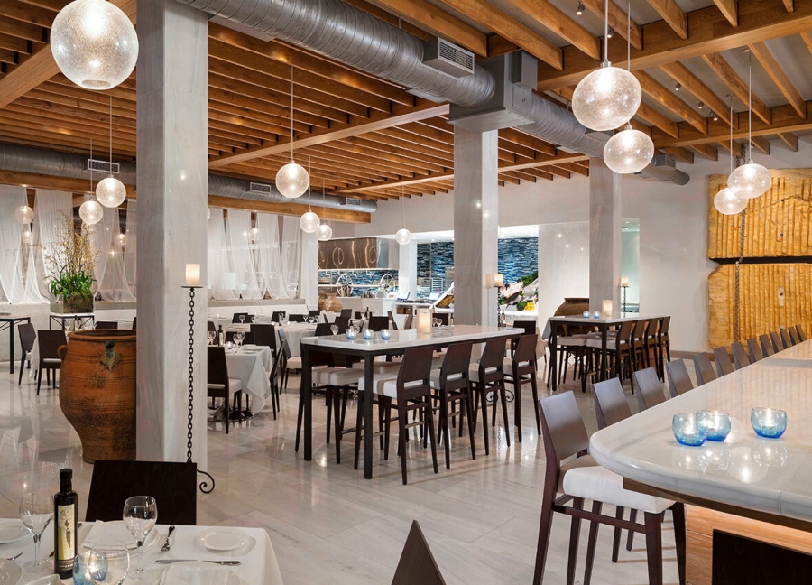 The Most Exquisite Restaurant Interior Design Projects by Jeffrey Beers International